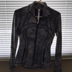 lulu lemon work out jacket